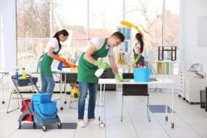 janitorial training