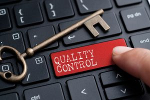quality control in janitorial service