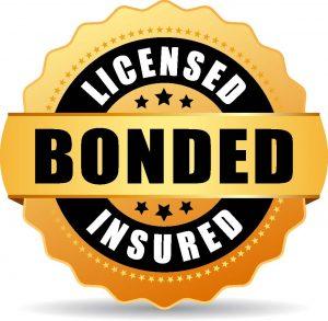 Licensed-insured-bonded